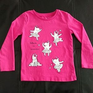 Carters Unicorn Long Sleeve